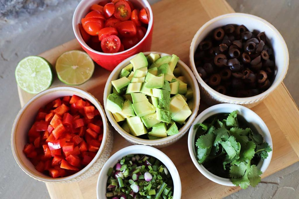 toppings for kid-friendly tacos